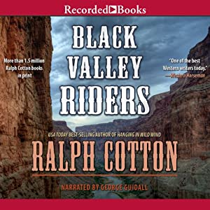 Black Valley Riders Audiobook