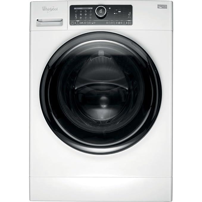 b8ae742f74417b Whirlpool FSCR10432 Autonome Charge avant 10kg 1400tr min A+++ Noir, Blanc  machine à laver - Machines à laver (Autonome, Charge avant, Noir, Blanc,  boutons, ...