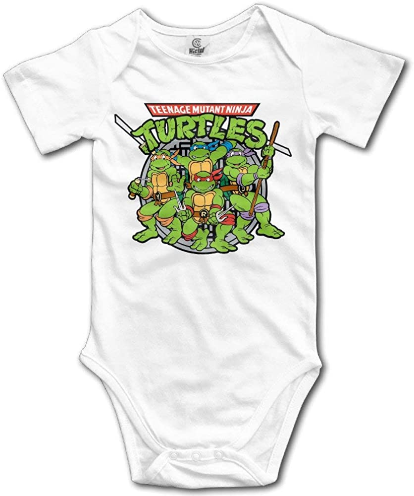 Gorgeous products Novelty Teenage Mutant Ninja Turtles Raphael Baby Onesie Infant Clothes