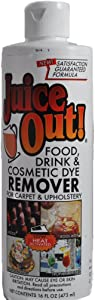 Juice Out Food, Drink & Cosmetic Dye Remover, 16 Fl Oz. by Core
