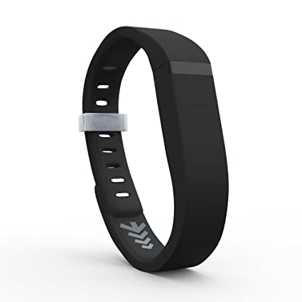 Teak Fitbit Flex Band, Replacement Bands for The Fitbit Flex, with Extra  Security Clasp  Large & Small
