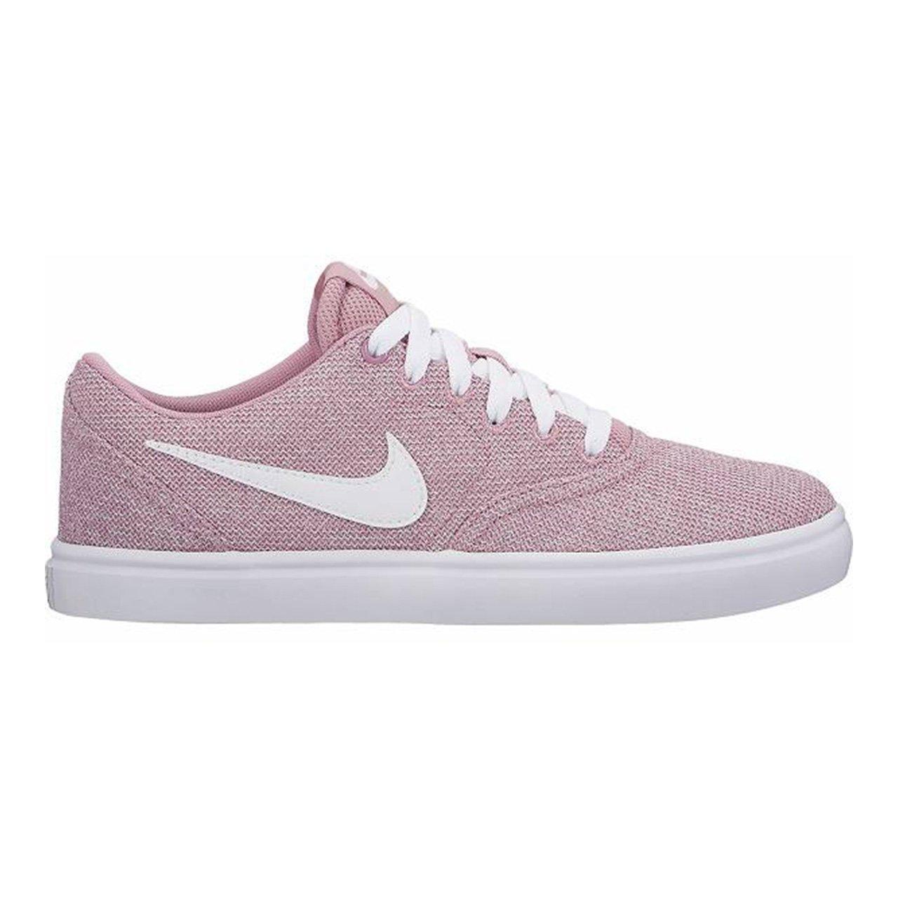 NIKE Sb Check Solar CVS P Pink/White-Black Unisex Skate Shoes Elemental Pink/White-Black P B0719116MP 9 B US|Elemental Pink/White-black cdf96d