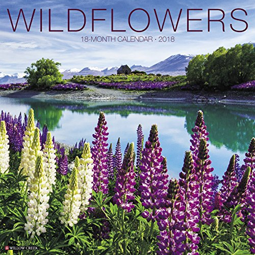 Wildflowers 2018 Calendar