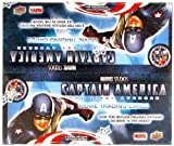 Marvel Captain America Trading Cards 16-Pack Box (2011 Upper Deck)