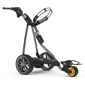 6b9d01ad638 Powakaddy 2019 FW7s ELECTRIC GOLF TROLLEY 36 HOLE LITHIUM: Amazon.co.uk:  Sports & Outdoors