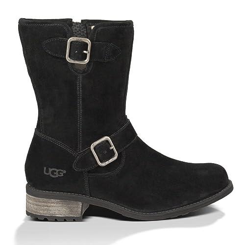 e73343b1ba6 UGG Australia Women's Chaney Suede Suede Boot: Amazon.ca: Shoes ...