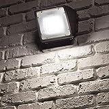 LED 15W Wall Pack Light Fixture, 1500