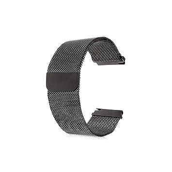 kwmobile Bracelet de Montre pour Moto 360 2 / ASUS Zenwatch 2 - Bracelet de Remplacement