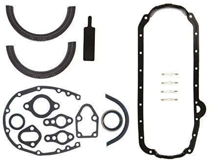 Amazon Com Mahle Original Molded Rubber Oil Pan Gasket Rear Main