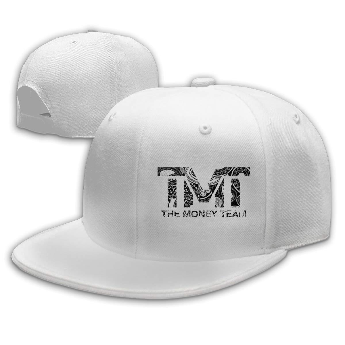 caee3c93 RDYLLLY Floyd Mayweather TMT Baseball Caps Adjustable Rapper Hip-Hop Hats  Men Women Black at Amazon Men's Clothing store: