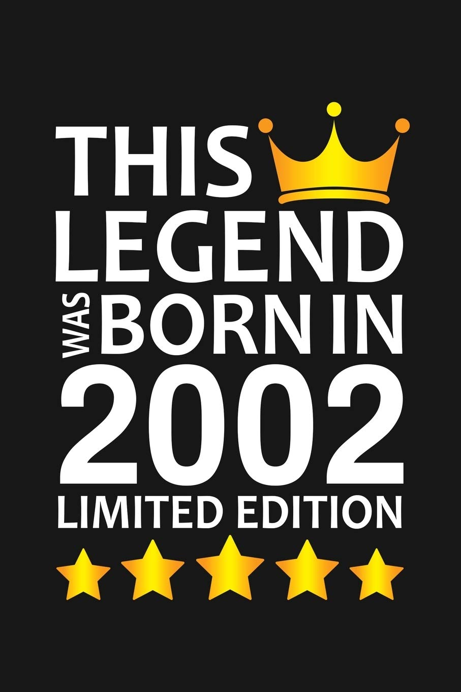 Life Begins At 18 Mens T-Shirt BORN In 2002 Year of Legends 18th Birthday Gift
