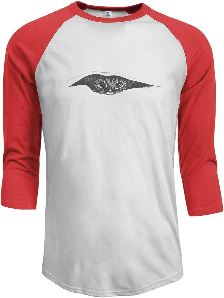 3//4 Long Sleeves Boys Jersey Tee Shirt Black MiiyarHome Mens Raglan Sleeves Baseball T-Shirts Pet Sitting