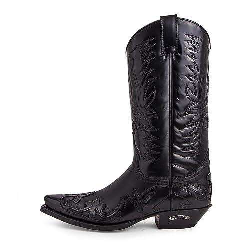 Sendra Boots 3241 Cuervo Flora Negro-Sprinter Negro: Amazon.es: Zapatos y complementos