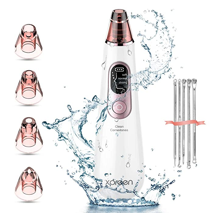 Top 10 Pore Cleanser Vacuum For Women Rechargeable