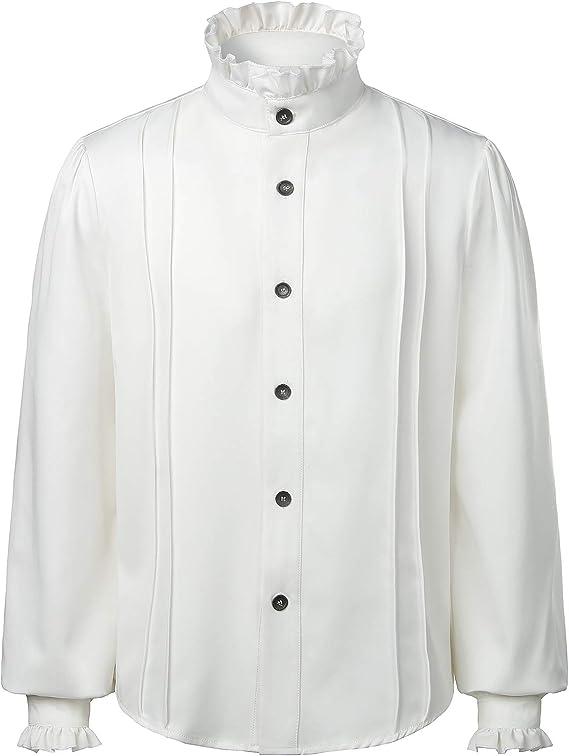 Ruffled Costume Shirt