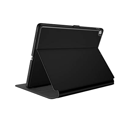 huge selection of 62e53 186d5 Speck Products 121950-B565 Stylefolio iPad 9.7-Inch Case and Stand,  (2017/2018), 9.7-Inch iPad Pro, iPad Air 2/Air, Black/Slate Grey