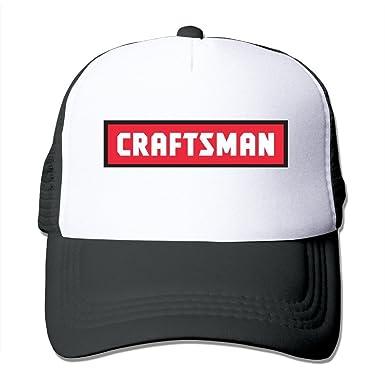 742b8d6b20c Texhood I Am Craftsman Cool Baseball Cap One Size Black  Amazon.ca ...