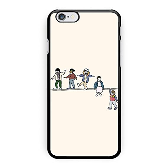 best service ef186 09047 Stranger Things The Acrobats And The Fleas iPhone 6/6s Case