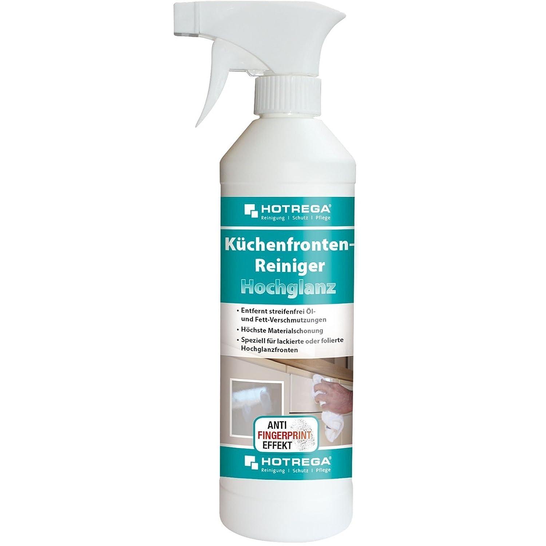 HOTREGA Küchenfronten-Reiniger Hochglanz, 500 ml: Amazon.de: Küche ...