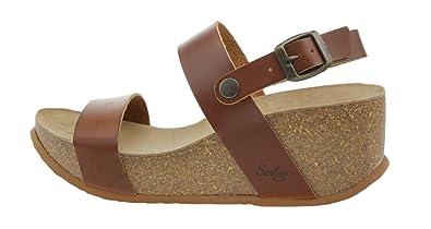 38 Sunbay Damen Sandaletten PivoineGroesse 0Schuhe J5cul1TFK3