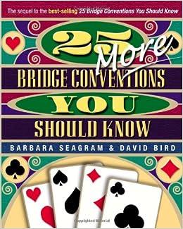 25 More Bridge Conventions