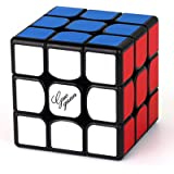 CuberSpeed Moyu Guoguan Yuexiao EDM Magnetic 3x3 Black Speed Cube Puzzle
