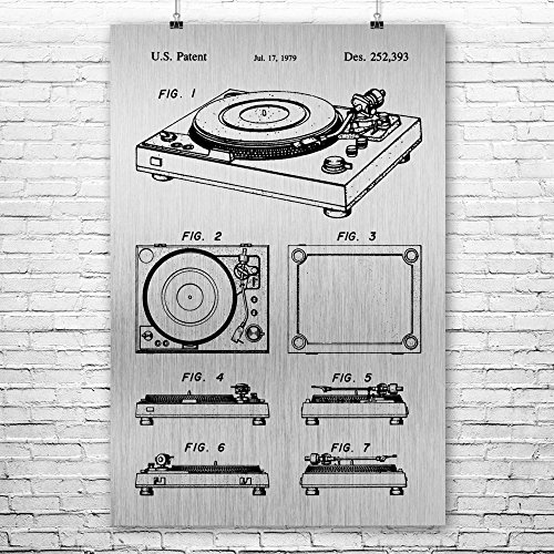 turntables poster - 3