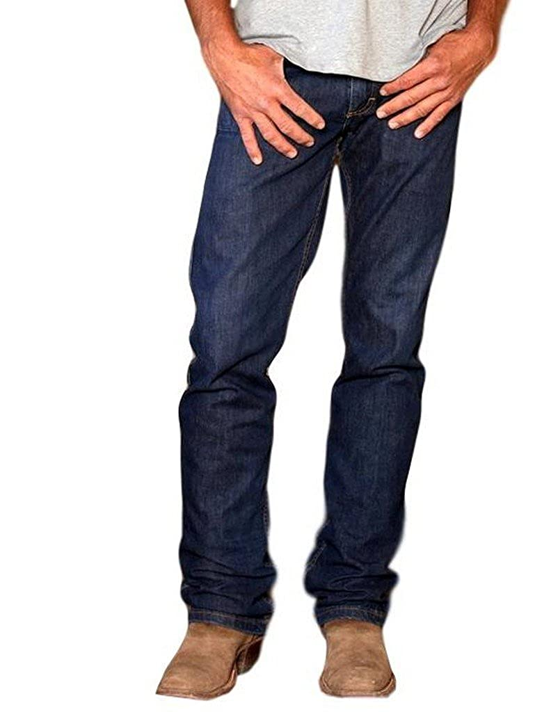 Kimes Ranch Mens Cal Jeans Straight Leg