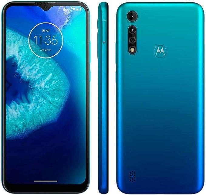 Motorola Moto G8 Power Lite - Smartphone 64GB, 4GB RAM, Dual Sim, Artic Blue: Amazon.es: Electrónica