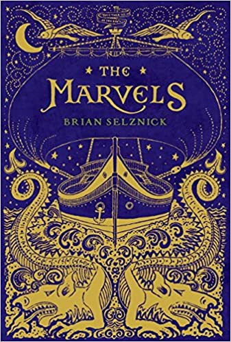 Image result for the marvels brian selznick