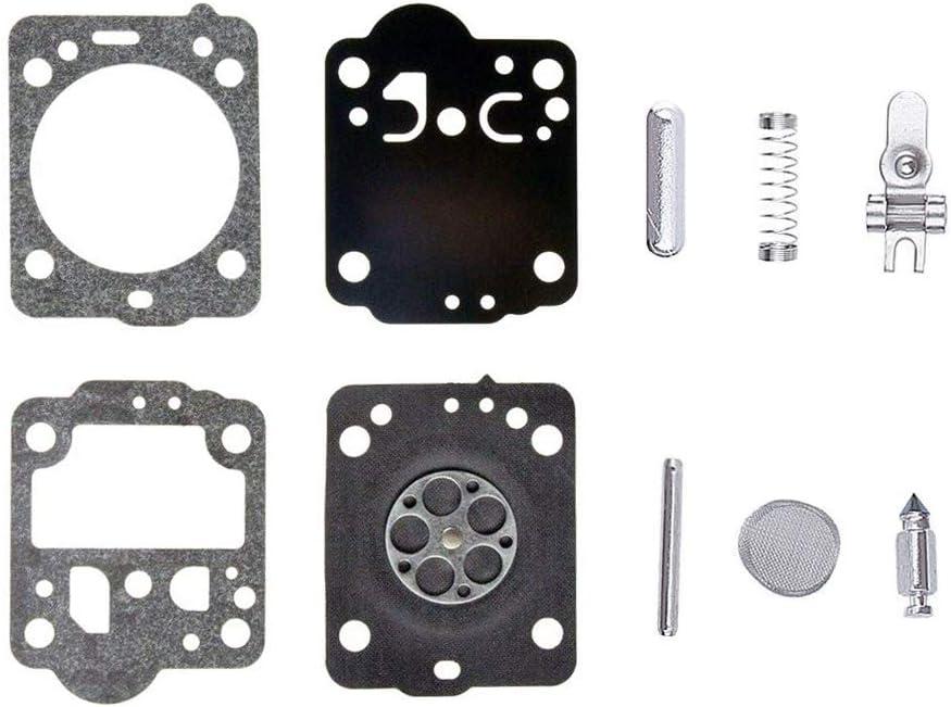 Parrshop carburatore diaframma guarnizione rebuild kit di riparazione per zama rb-149/Husqvarna 235/240/236/435/435E c1t-w33/EL41/A