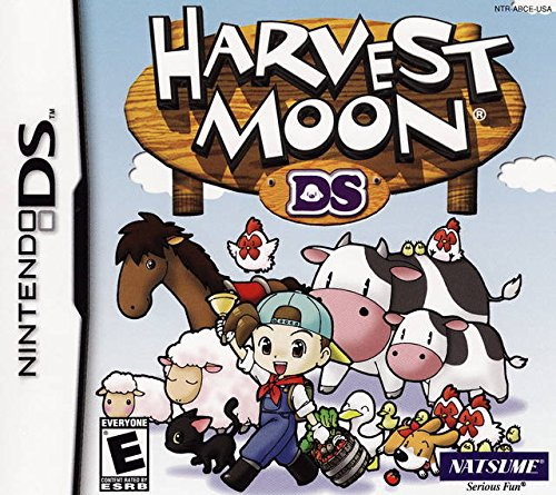 Harvest Moon DS