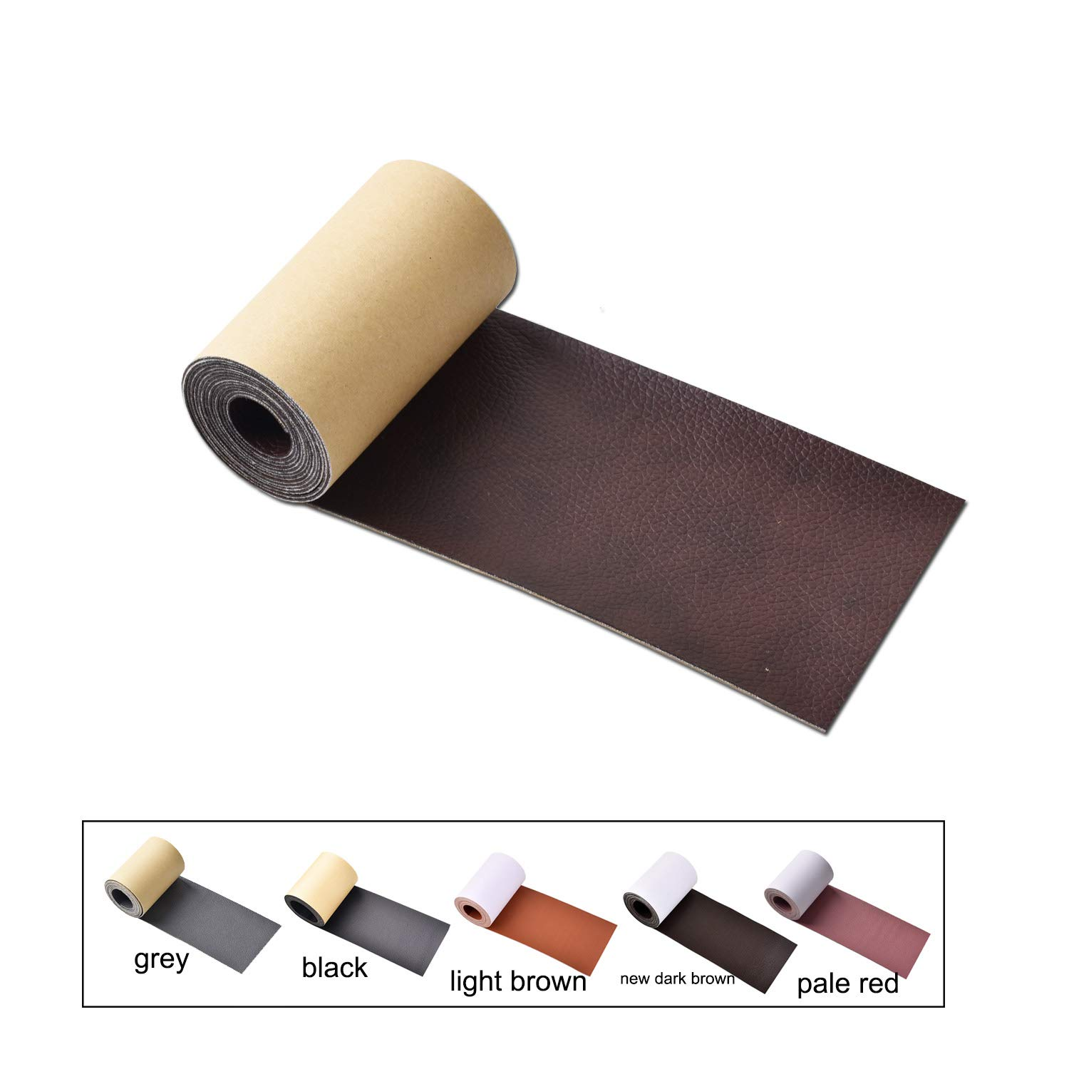 Brilliant Leather Tape 3X60 Inch Self Adhesive Leather Repair Patch For Sofas Couch Furniture Drivers Seat Brown Unemploymentrelief Wooden Chair Designs For Living Room Unemploymentrelieforg
