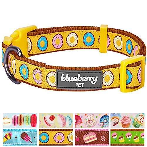 Blueberry Pet Patterns Charming Adjustable product image
