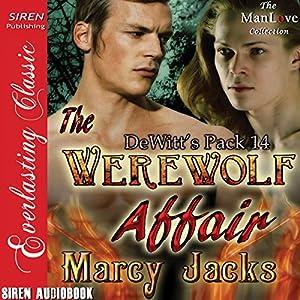 The Werewolf Affair Audiobook