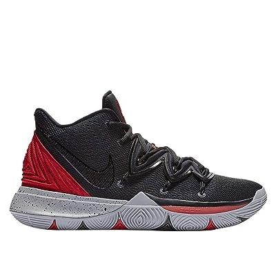 Nike Men's Kyrie 5 Basketball Shoes (13, Black/Red) | Basketball