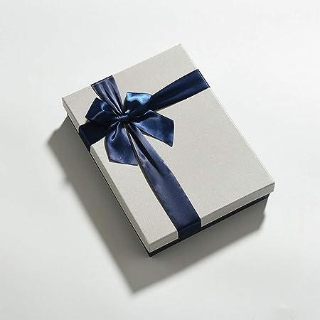Warmhouse Elegantes Cajas De Regalo Bowknot, Estuche De Regalo Empaquetado, Tapa, para Aniversario, Boda, Cumpleaños-S: Amazon.es: Hogar