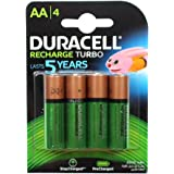 Duracell - Pila recargable - AAx4 Supreme