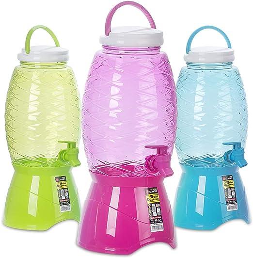 Elianware 4.5L Pink BPA Free Plastic Water Drink Beverage ...