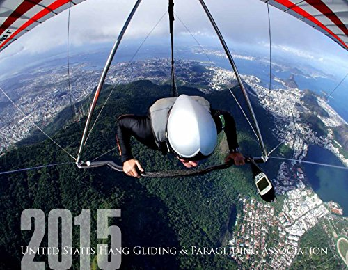 USHPA 2015 Hang Gliding Wall Calendar