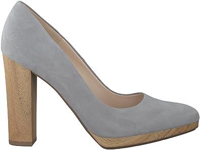 lowest price 27267 9eeff Graue Peter Kaiser Pumps USCHI - 38 1/2: Amazon.de: Schuhe ...