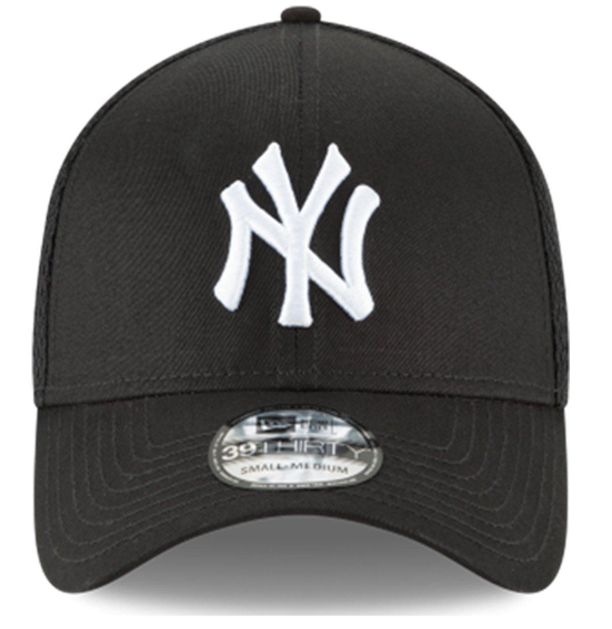 01c98cf121379 Amazon.com  New Era Authentic New York Yankees Black Neo 39THIRTY Flex Hat  (M L)  Sports   Outdoors