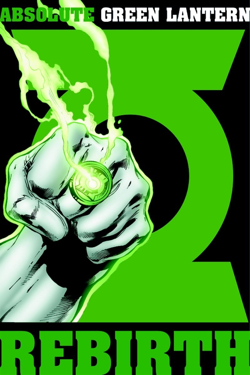 Absolute Green Lantern: Rebirth by DC Comics