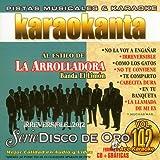 Karaokanta KAR-1842 - Disco de oro - irreversible 2012 Spanish CDG