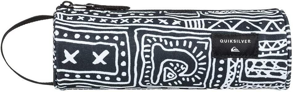 Quiksilver Pencil-Estuche para Lápices para Chicos 8-16, Niños, White, 1SZ: Quiksilver: Amazon.es: Deportes y aire libre