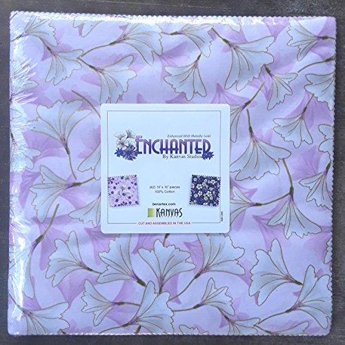 Enchanted Layer Cake 42 10-inch Squares Benartex Fabrics