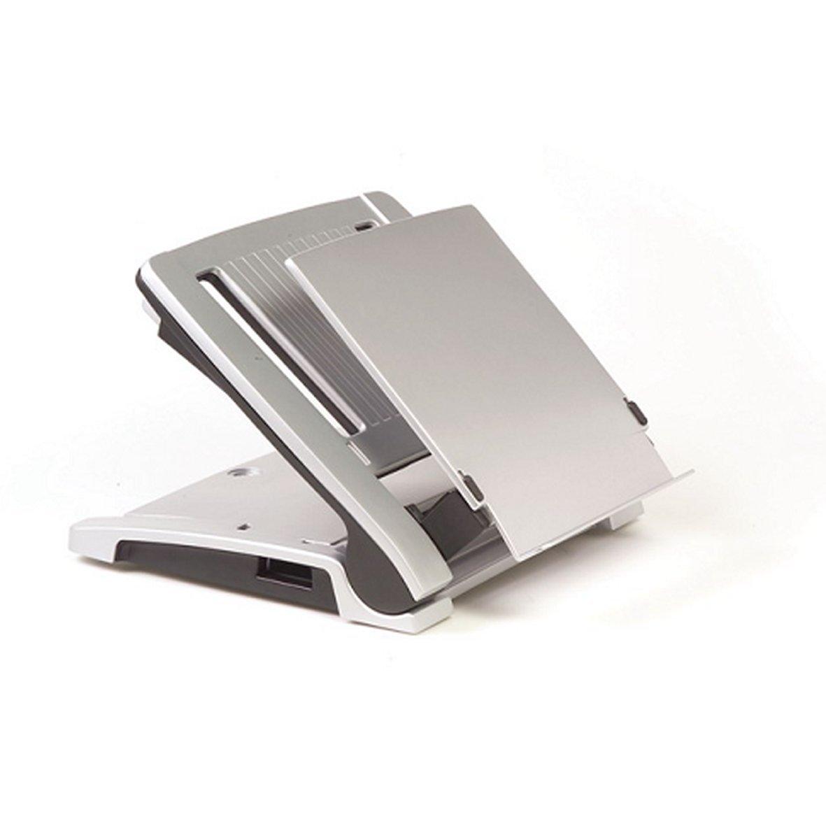 Targus Ergo D-Pro Notebook Stand Support pour ordinateur portable 17 argenté(e) - anthracite