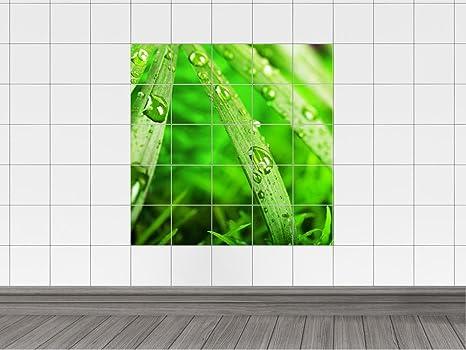 Graz design piastrelle adesivo piastrelle immagine fili d erba