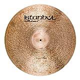 Istanbul Mehmet Cymbals Jazz Series LD-R20 Legend Dark Ride 20-Inch Cymbal