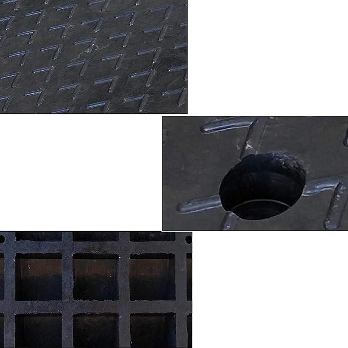 ... Rampas de goma Fábricas de rampas Rampas de muelles Rampas para bicicletas Rampas de servicio Rampas para sillas de ruedas H-15-16CM Rampas de acera